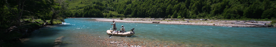fly fishing lodges - fish head expeditions