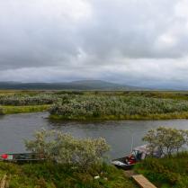 Aleutian Adventures, Sapsuk River