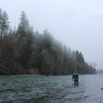 Clackamas and Santiam Rivers