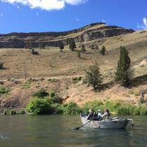 Deschutes Float Trips