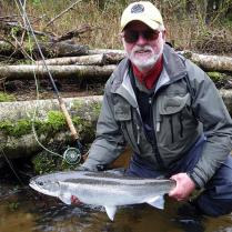 North Oregon Coast Steelhead, Scott O'Donnell