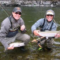 Speywater Lodge and Float Trips