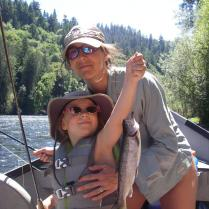 McKenzie and Willamette Rivers