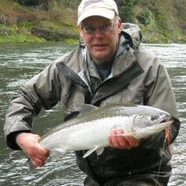 North Oregon Coast Steelhead, Scott O'Donnell